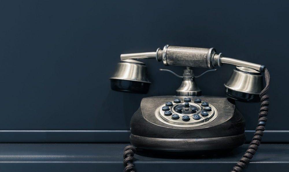 Old Telephone