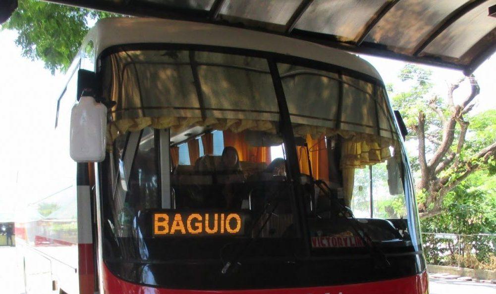 Baguio Bus